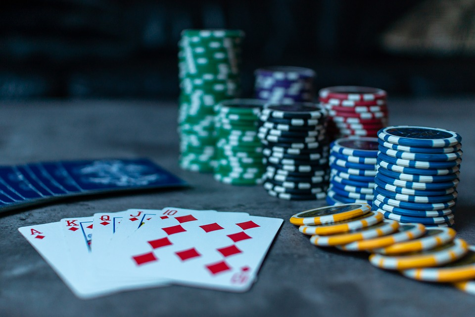 Poker and day trading connections