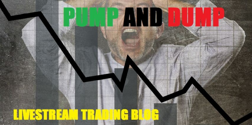 Escaping pump and dump