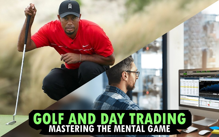 Golf and day trading