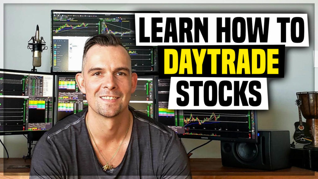 Learn how to Daytrade stocks and about Short sale restriction