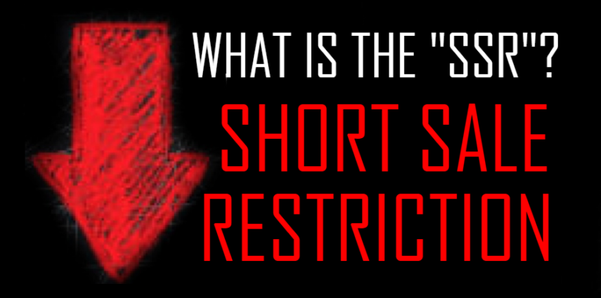 meaning of Short sale restriction